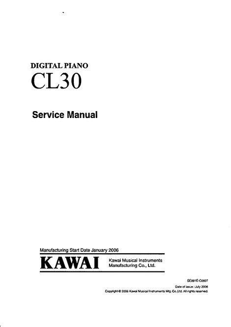 CL30 Service Manual
