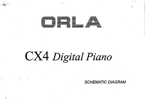 CX4 Service Manual