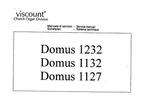 Domus 1232 / 1132 / 1127