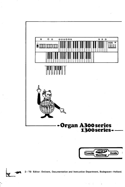 A300 Series / 1300 Series Trouble Shooting Guide