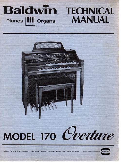 170 Overture Service Manual