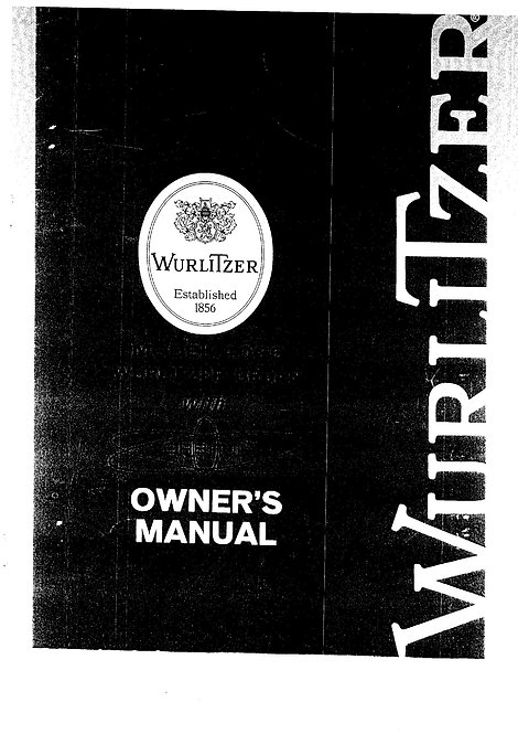 4026 with Orbit II Owners Manual