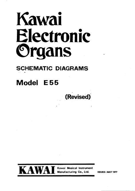 E55 Schematics