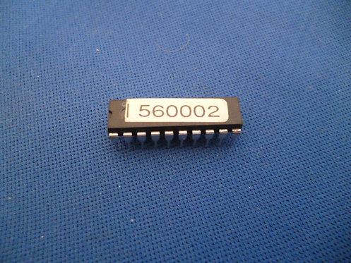 560002 16v8 Generic Array Logic (programmed WS)