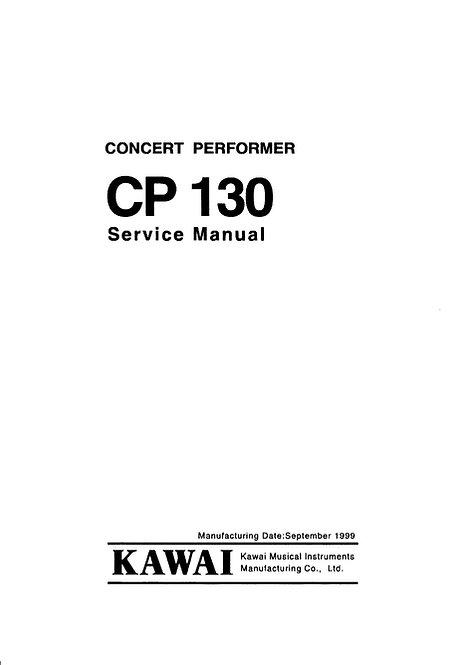 CP130 Service Manual