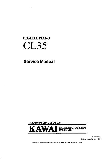 CL35 Service Manual