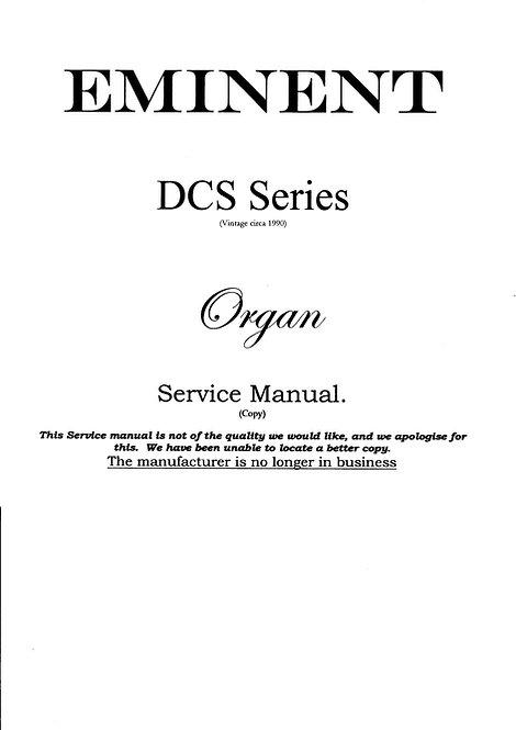 DCS Series Service Manual