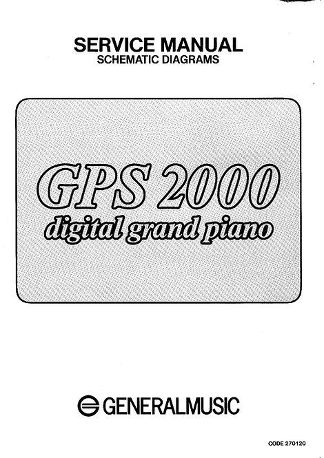 GPS 2000 Service Manual