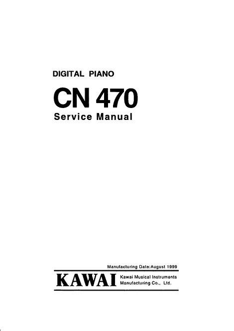 CN470 Service Manual