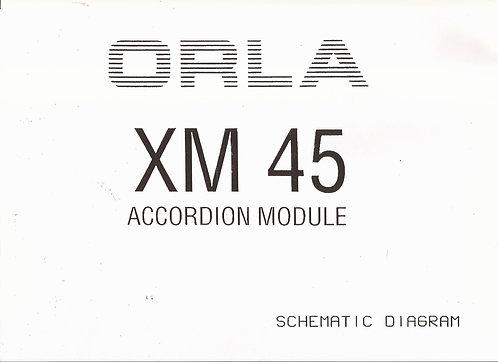 XM45 Service Manual