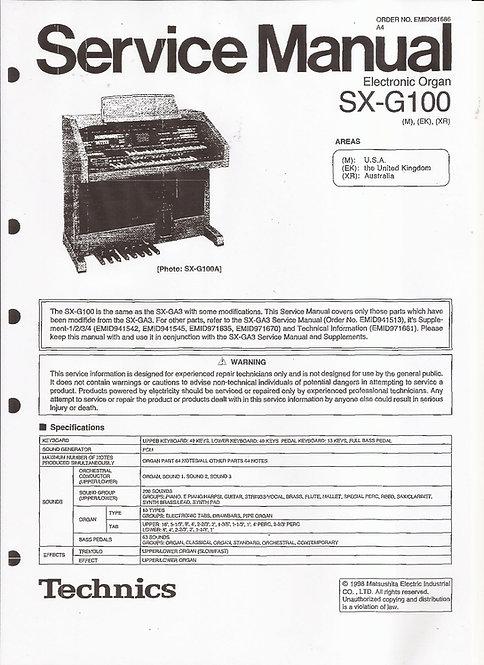 G100 Service Manual