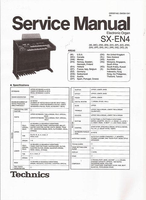 EN4 Service Manual