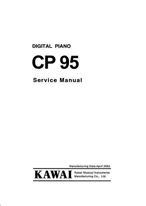 CP95 Service Manual