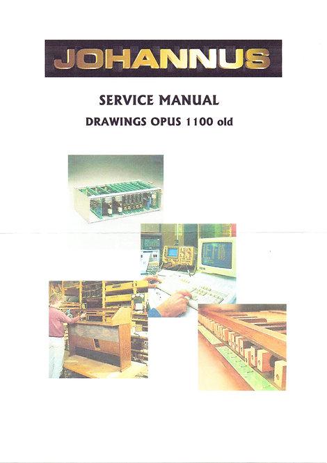 Opus 1100 Service Manual