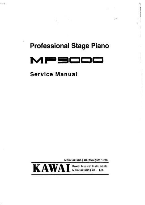 MP9000 Service Manual