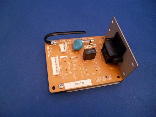 237985 CA71 AC Inlet PCB