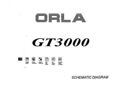 GT3000 Service Manual
