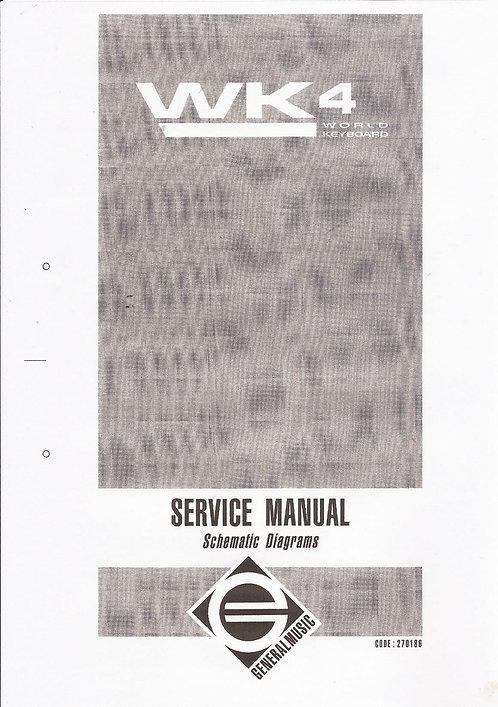 WK 4 Service Manual