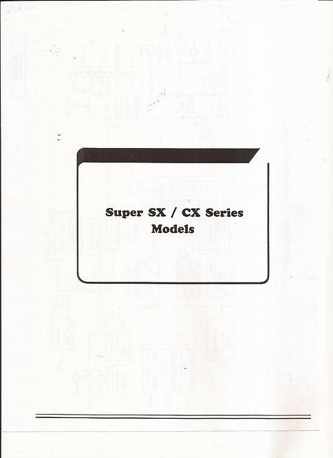 Super SX - CX Series