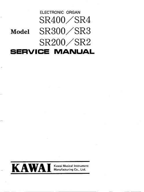 SR2 / SR3 / SR4 Service Manual