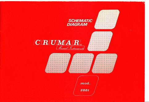 Mod 2001 Schematics