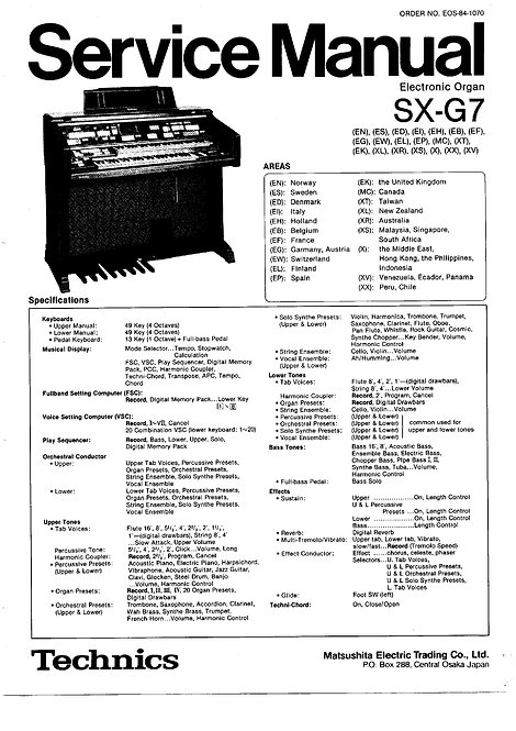G7 Service Manual