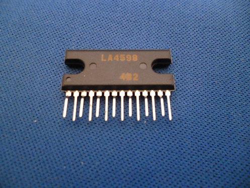 LA4598 Power Amp