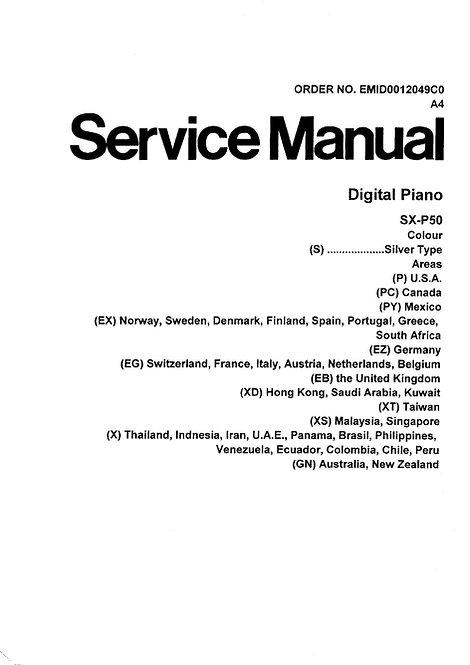 P50 Service Manual