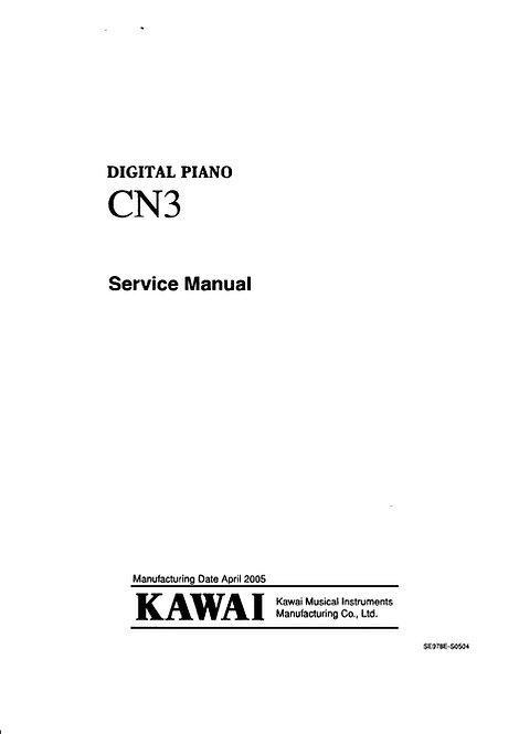 CN3 Service Manual