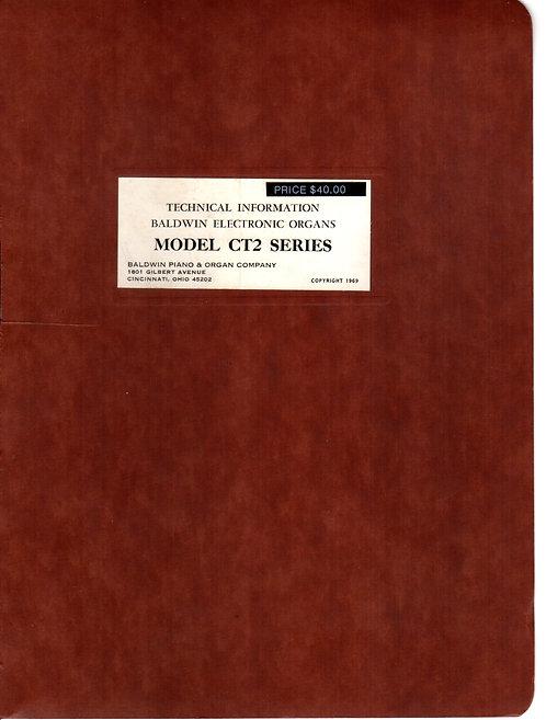CT2 Series CT-2 / CT-2R/ CT-2RM Service Manual
