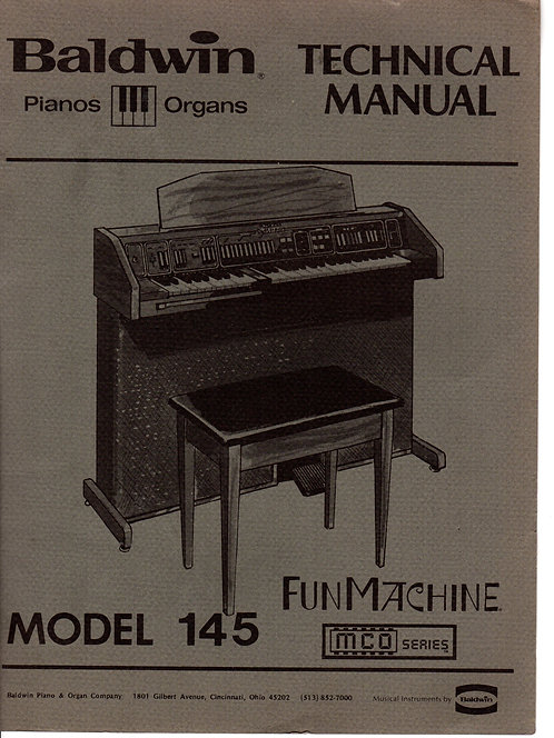 145 Service Manual