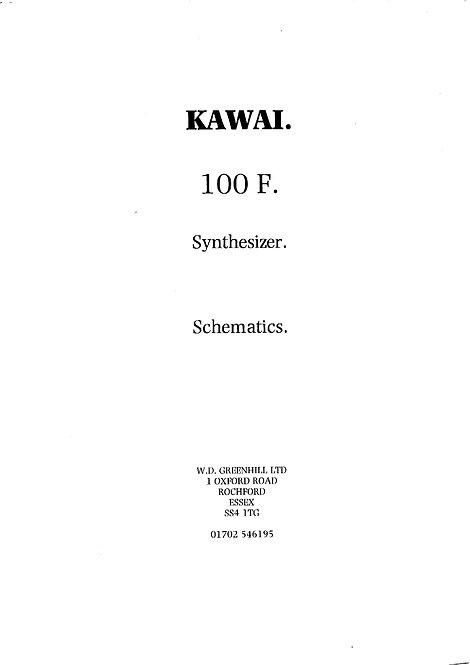 100F Schematics