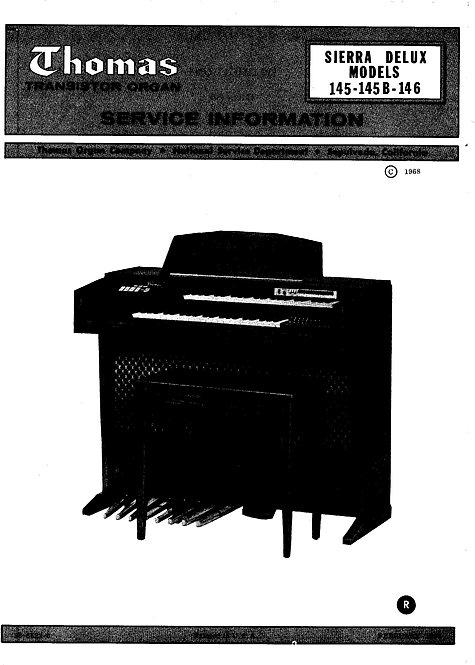 145/L - 145B - 146 Sierra Delux Service Information