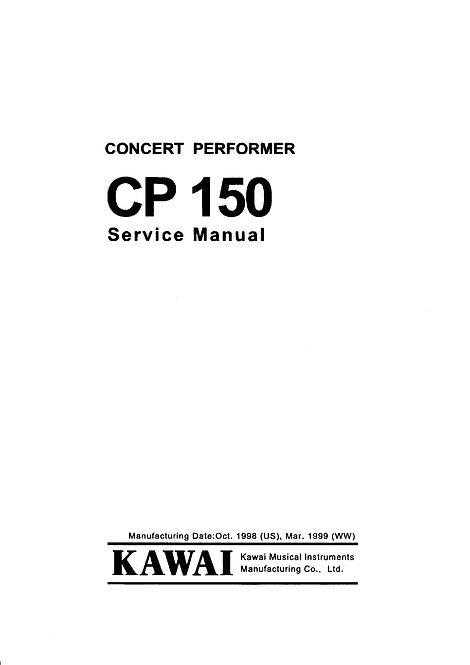 CP150 Service Manual