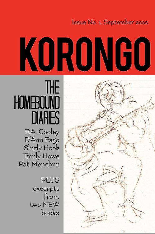 Korongo No. 1: The Homebound Diaries ebook