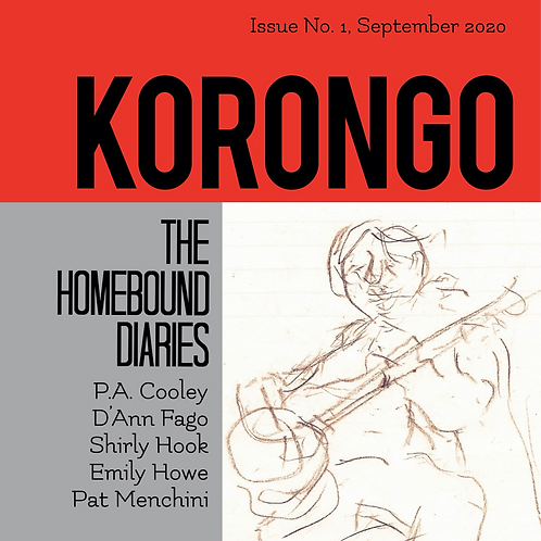 Korongo: The Homebound Diaries