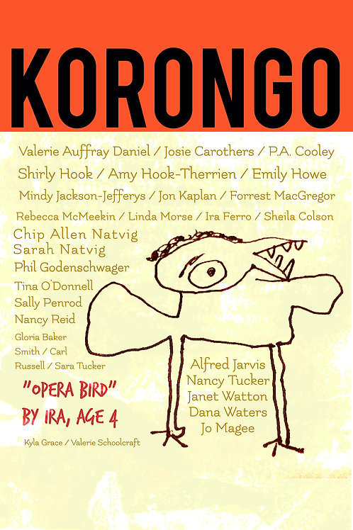 Korongo No. 2: Homebound Still paperback