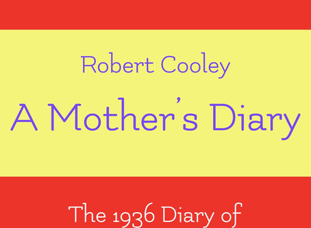 The Diary of Kate Crockett Cooley