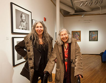D'Ann Fago and daughter Celie
