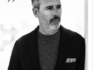 Unternehmer und Designer Marco Baldassari von Eleventy im Gespräch mit Masculin