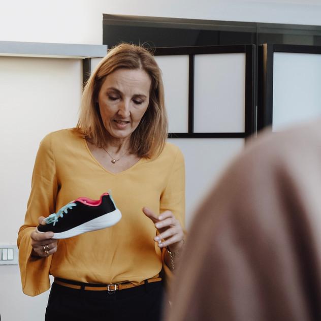 Shoe4You Mami-Blogger-Event