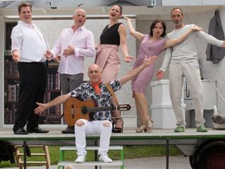 Das Salzburger Straßentheater tourt wieder