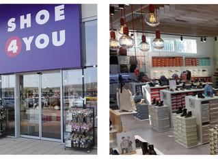 Store-Opening bei Shoe4You