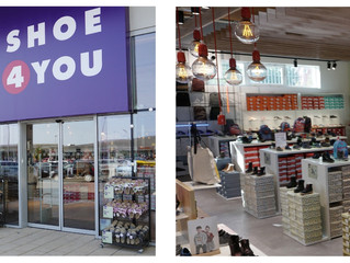Store-Opening bei Shoe4You