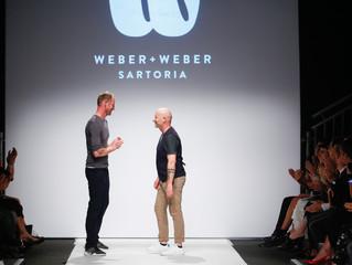 WEBER+WEBER Sartoria bei der Vienna Fashion Week