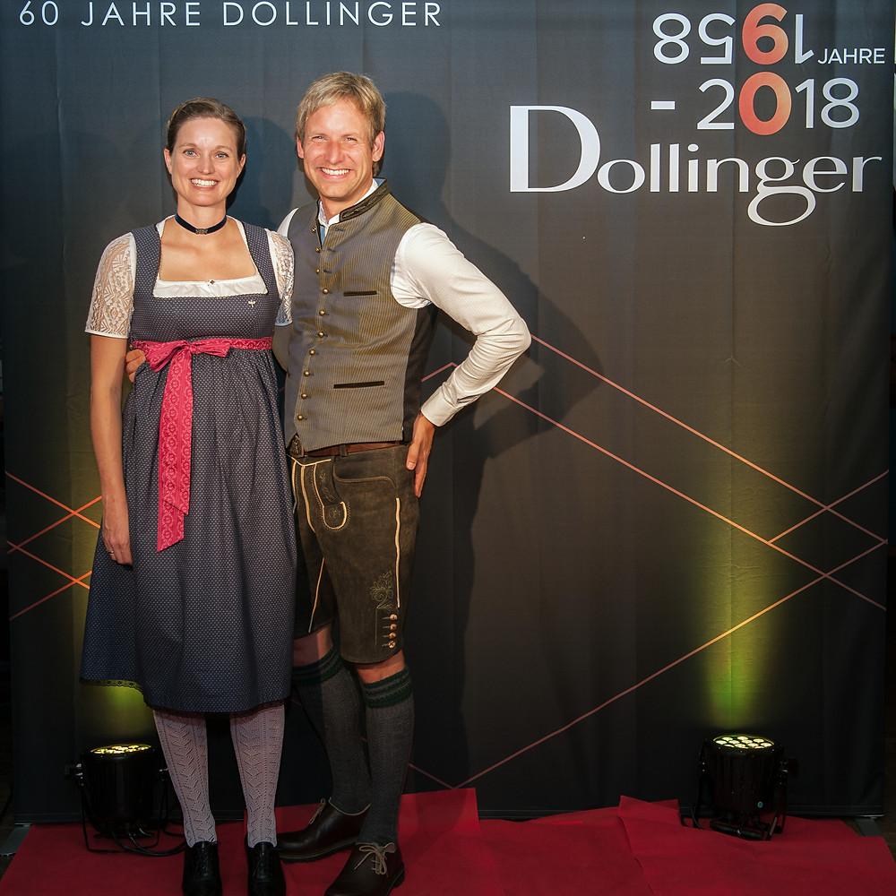 Trachten Dollinger | Kathrin und Sebastian Proft
