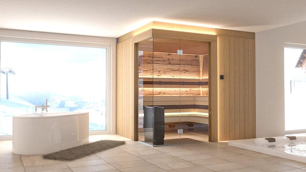 saunahersteller korneuburg enermed vertriebsgemb h. Black Bedroom Furniture Sets. Home Design Ideas