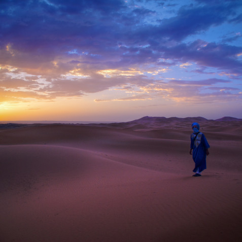 Berber Of The Sahara