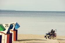 السفر مع إعاقة