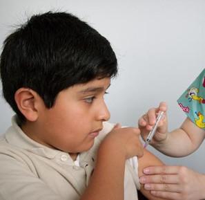 اللقاحات الروتينية